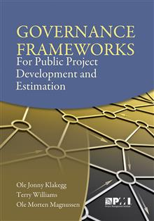 Governance Frameworks for Public Project Development and Estimation