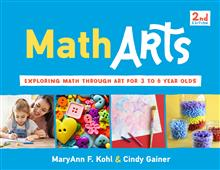 MathArts: Exploring Math Through Art for 3 to 6 Year Olds