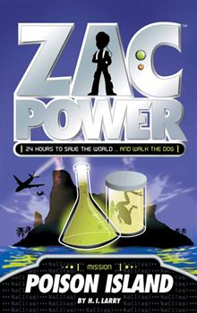 Zac Power: Poison Island