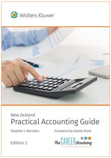 New Zealand Practical Accounting Guide