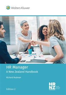 HR Manager A New Zealand Handbook - 2nd Edition