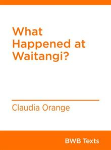 What Happened at Waitangi?