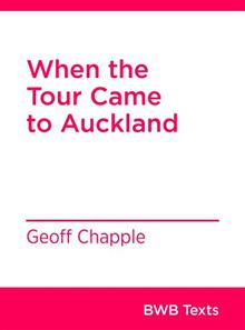 When the Tour Came to Auckland
