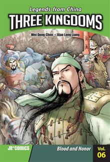 Three Kingdoms Volume 06