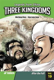Three Kingdoms Volume 19