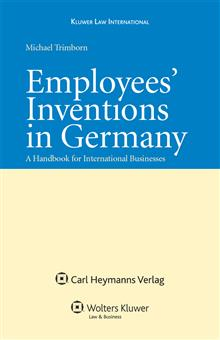 Employees' Inventions in Germany