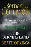 The Last Kingdom Series Books 4-6: Sword Song, The Burning Land, Death of Kings (The Last Kingdom Series)