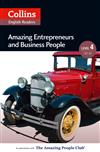 Amazing Entrepreneurs & Business People: B2 (Collins Amazing People ELT Readers)