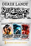 Skulduggery Pleasant: Books 10 - 12