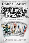 Skulduggery Pleasant: Books 1 - 12