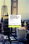 Commercial Applications of Company Law 2016