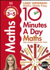 10 Minutes a Day Maths Ages 3-5: Helps develop strong maths habits