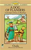 A Dog of Flanders: Unabridged; In Easy-to-Read Type
