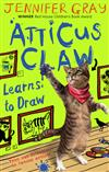 Atticus Claw Learns to Draw