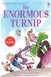 The Enormous Turnip: Usborne First Reading: Level Three