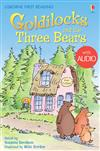 Goldilocks and the Three Bears: Usborne First Reading: Level Four