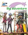 Reading Planet - Big Adventure - Lilac Plus: Lift-off First Words