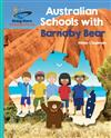 Reading Planet - Australian Schools with Barnaby Bear - Turquoise