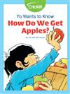 Yo Wants to Know: How Do We Get Apples?