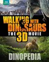 Walking with Dinosaurs Dinopedia