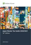 Japan Master Tax Guide 2020/2021 (18th Edition)